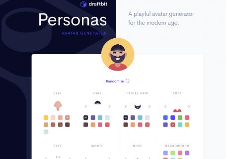 Un générateur personae cartoon pour vos avatars 10