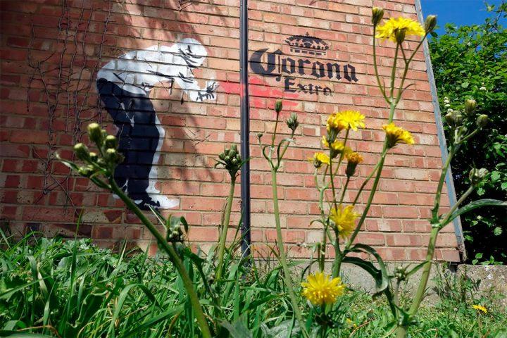 Le Covid19 inspire aussi le Streetart ! 3