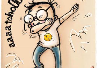 Illustrations pour les enfants et la reprise des cours 1