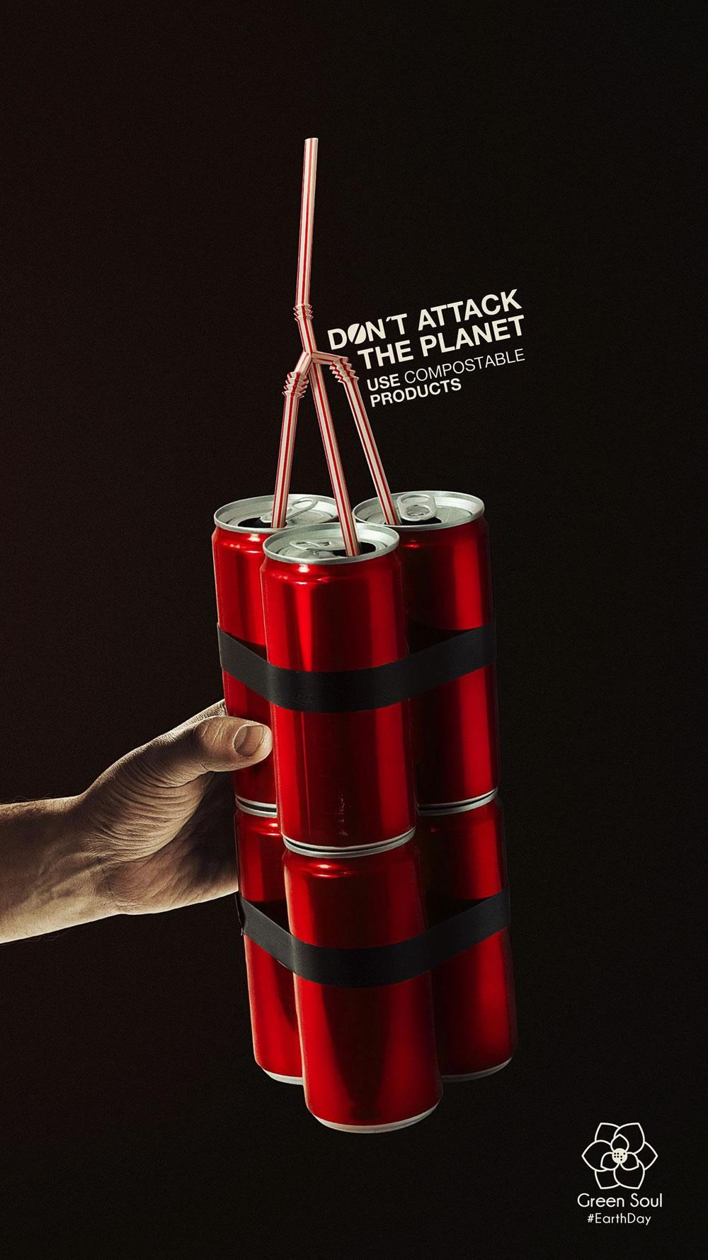 Inspiration d'affiche publicitaires du mois de Mai 2020 3