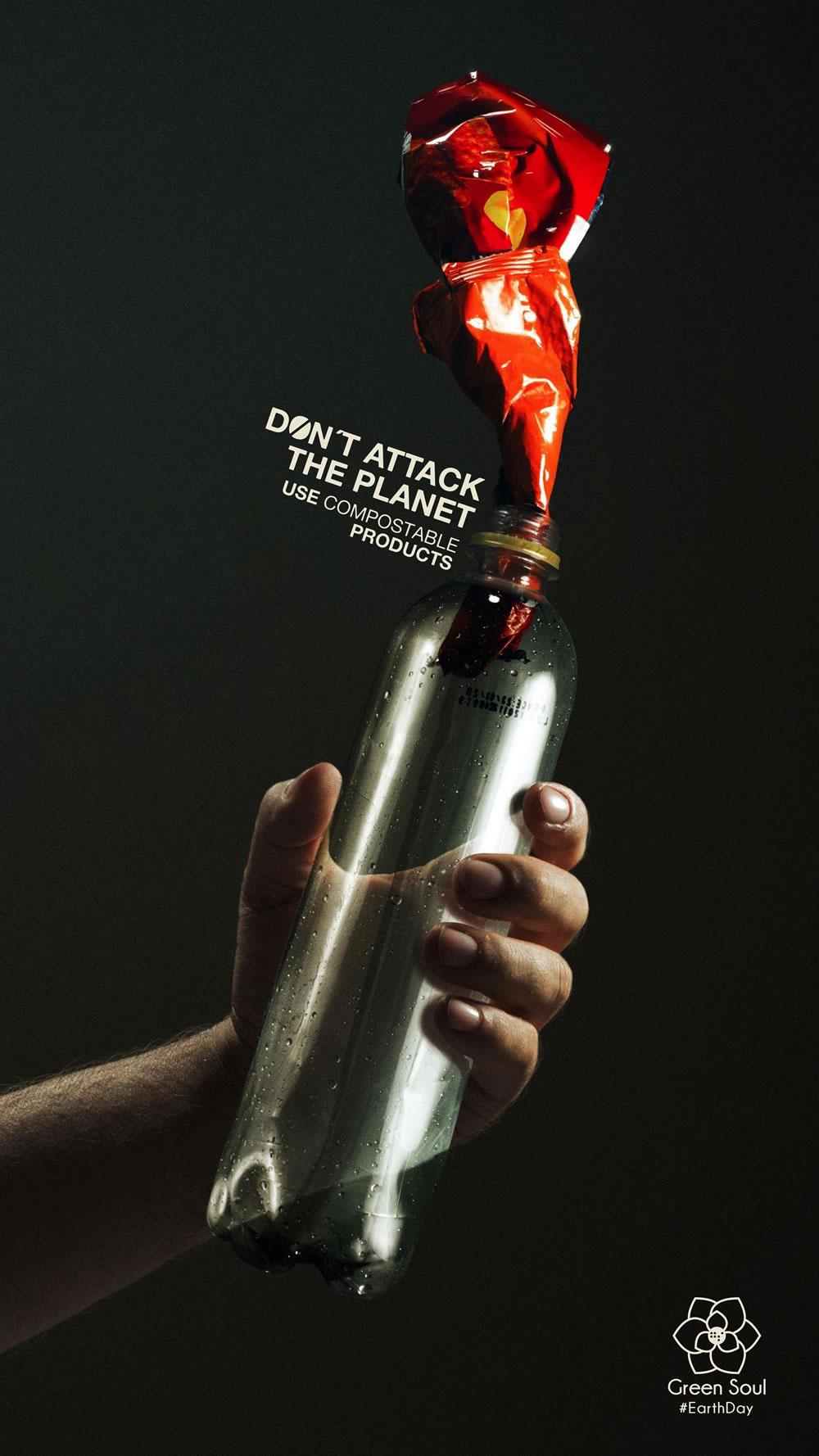 Inspiration d'affiche publicitaires du mois de Mai 2020 4