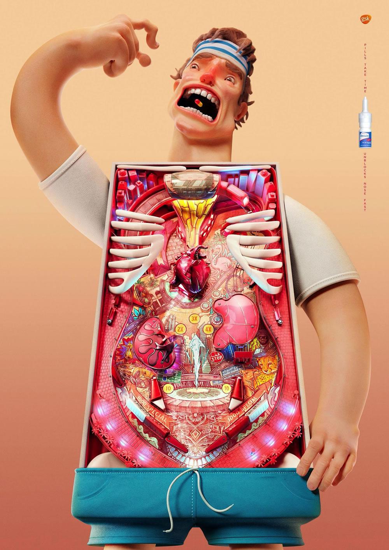 Inspiration d'affiche publicitaires du mois de Mai 2020 26