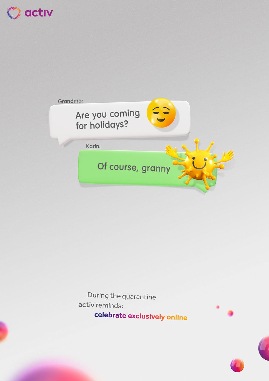 Inspiration d'affiche publicitaires du mois de Mai 2020 44