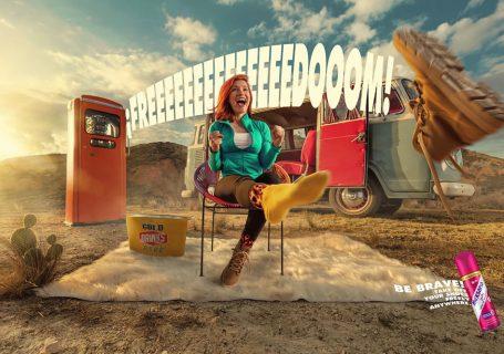 Inspiration d'affiche publicitaires du mois de Mai 2020