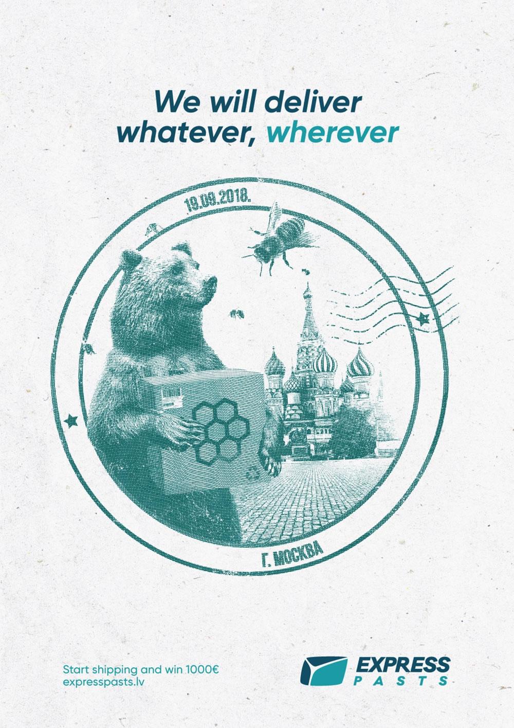 Inspiration d'affiche publicitaires du mois de Mai 2020 89