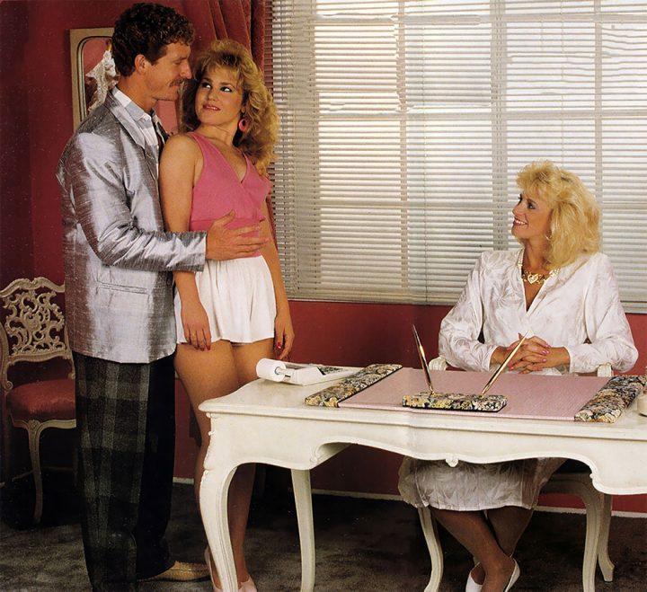 SFW - Le Porno Vintage des années 80 à quelque chose de Graphique 2