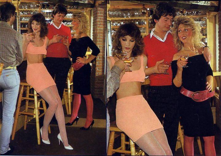 SFW - Le Porno Vintage des années 80 à quelque chose de Graphique 23