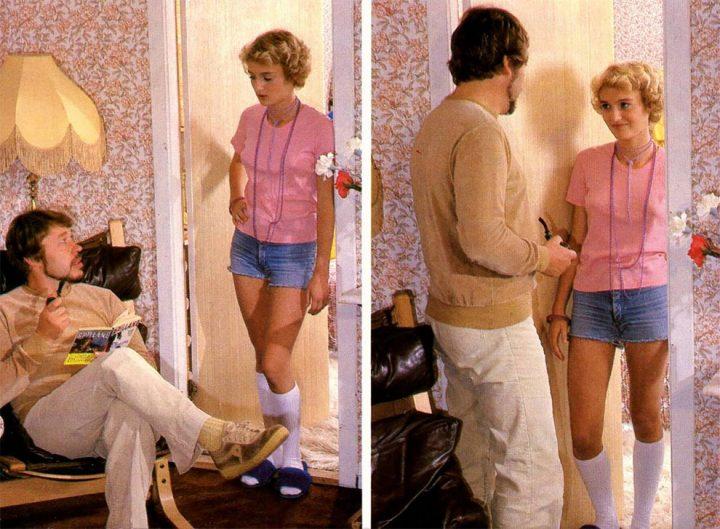 SFW - Le Porno Vintage des années 80 à quelque chose de Graphique 25