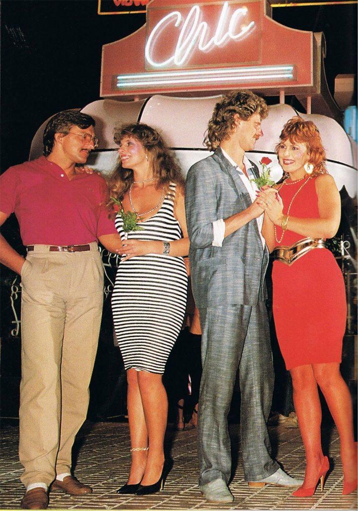 SFW - Le Porno Vintage des années 80 à quelque chose de Graphique 27