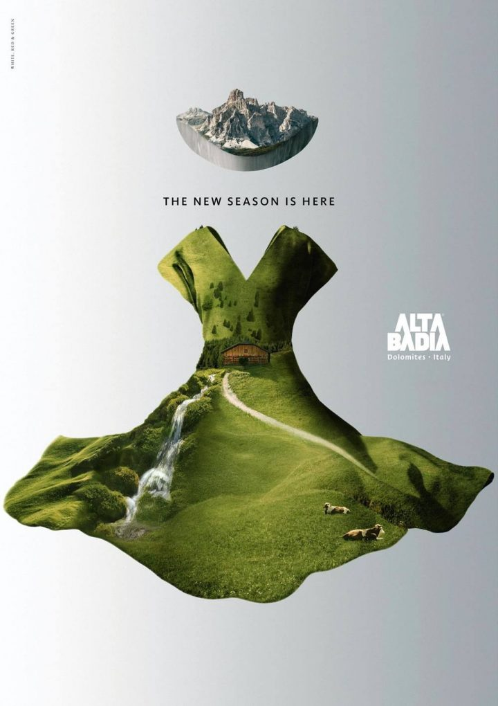 Inspiration d'affiche publicitaires du mois de Juin 2020 13