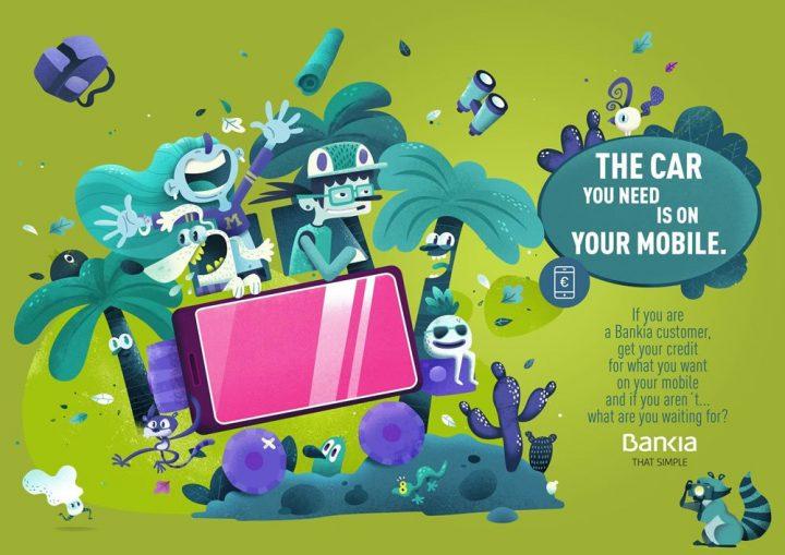 Inspiration d'affiche publicitaires du mois de Juin 2020 16