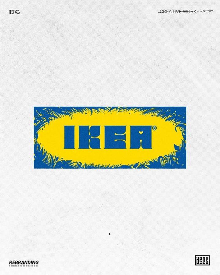 Redesign de Logos célèbres en version vachement plus fun 12