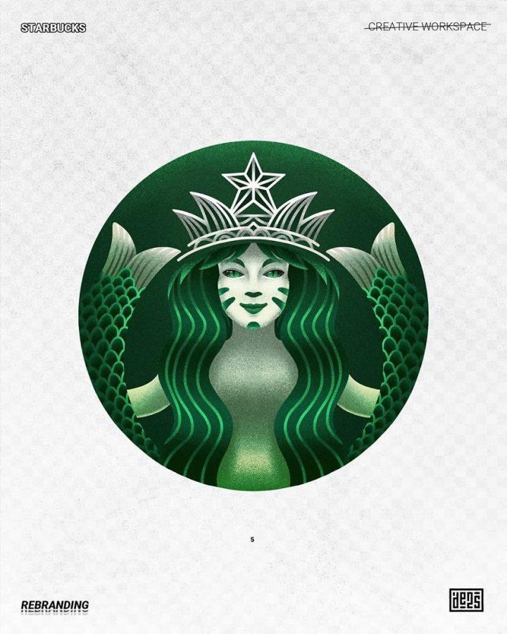 Redesign de Logos célèbres en version vachement plus fun 3