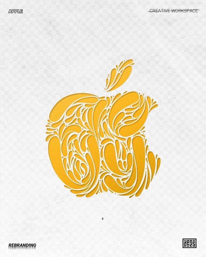 Redesign de Logos célèbres en version vachement plus fun 21
