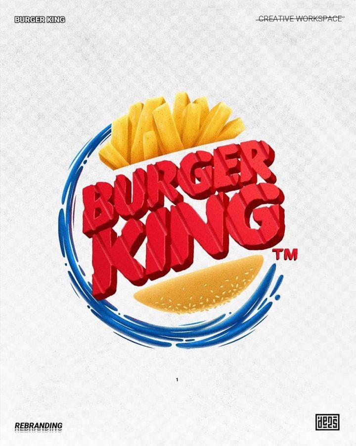 Redesign de Logos célèbres en version vachement plus fun 23