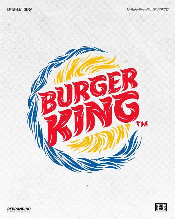 Redesign de Logos célèbres en version vachement plus fun 24