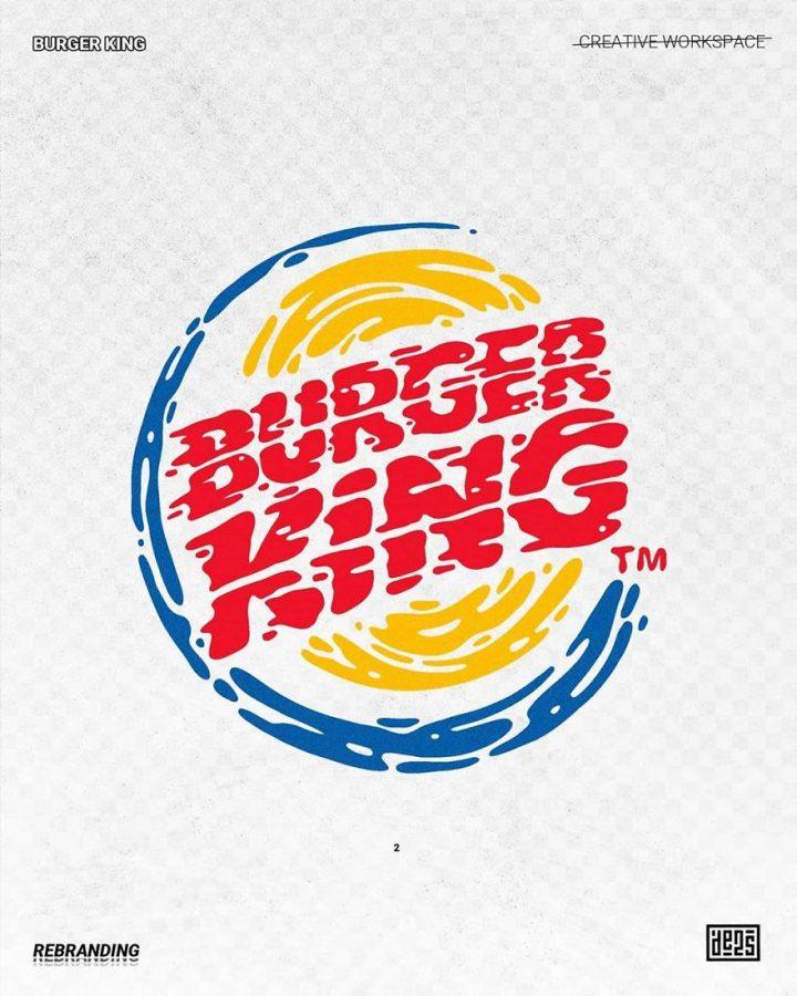 Redesign de Logos célèbres en version vachement plus fun 25