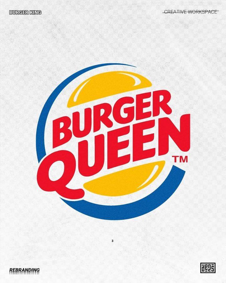 Redesign de Logos célèbres en version vachement plus fun 26