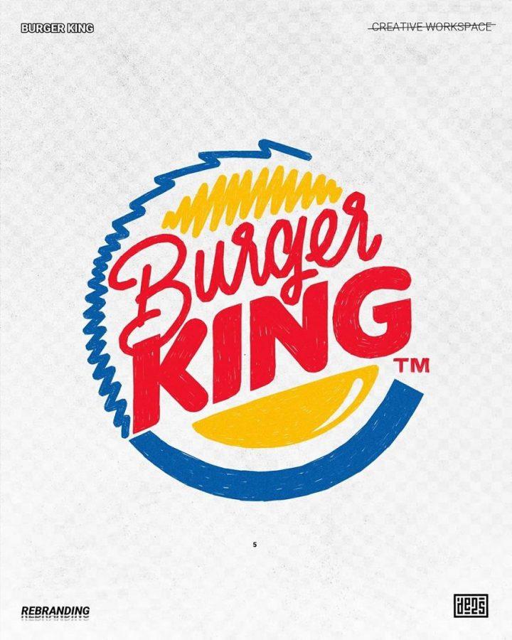 Redesign de Logos célèbres en version vachement plus fun 27