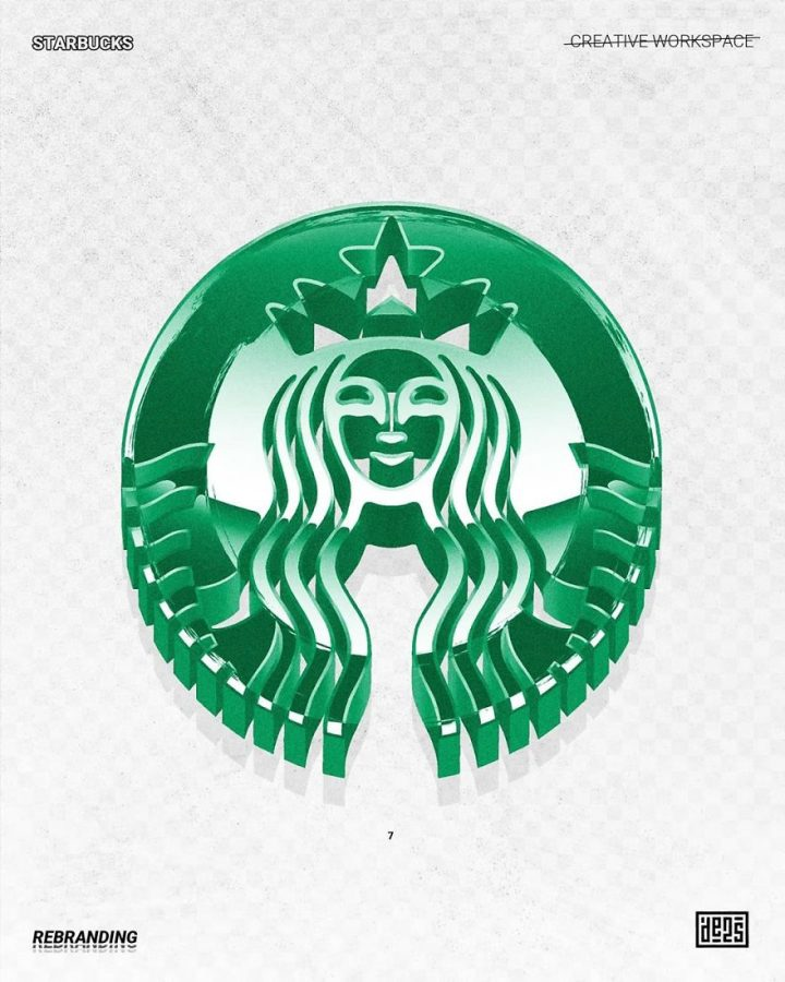 Redesign de Logos célèbres en version vachement plus fun 5
