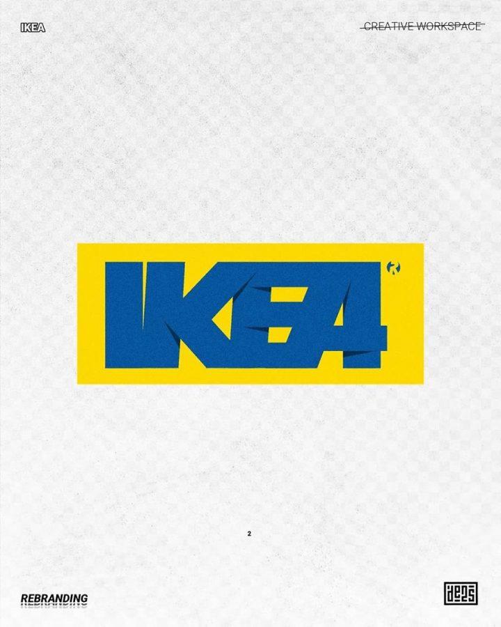 Redesign de Logos célèbres en version vachement plus fun 7
