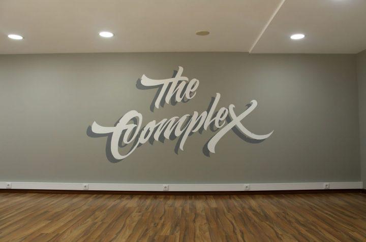 Vidéo d'un superbe Lettering Mural (Wall Painting) 5