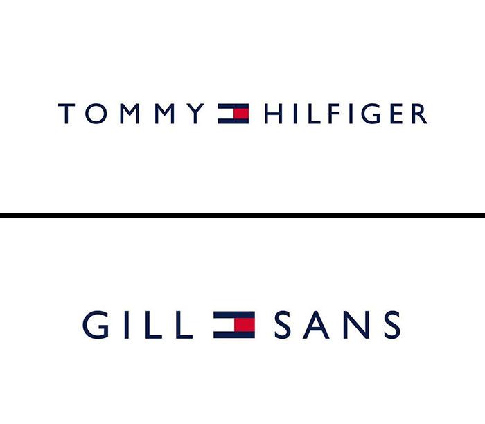 Quelles sont les typographies des logos célèbres ? 15