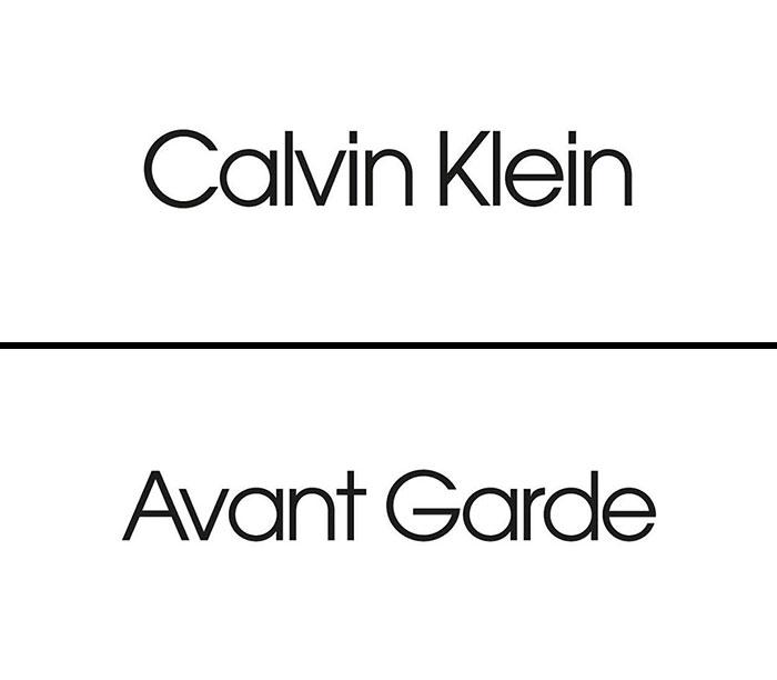 Quelles sont les typographies des logos célèbres ? 16