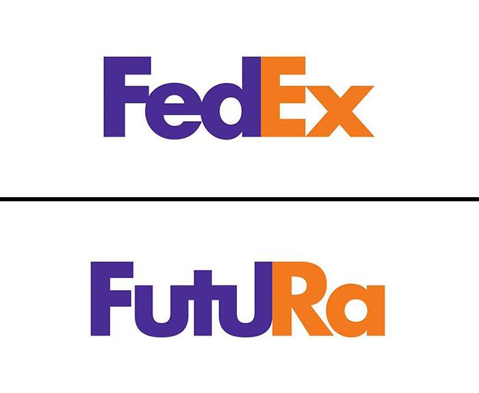 Quelles sont les typographies des logos célèbres ? 25