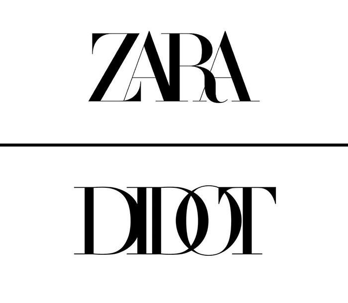 Quelles sont les typographies des logos célèbres ? 4