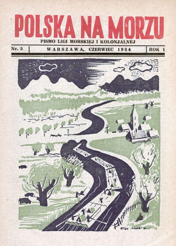 Ce graphisme des couvertures d'un journal de 1934 va vous scotcher 20