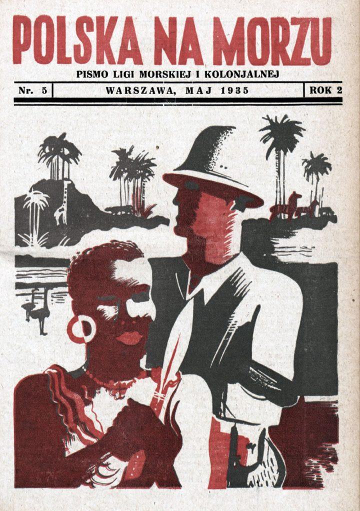 Ce graphisme des couvertures d'un journal de 1934 va vous scotcher 3