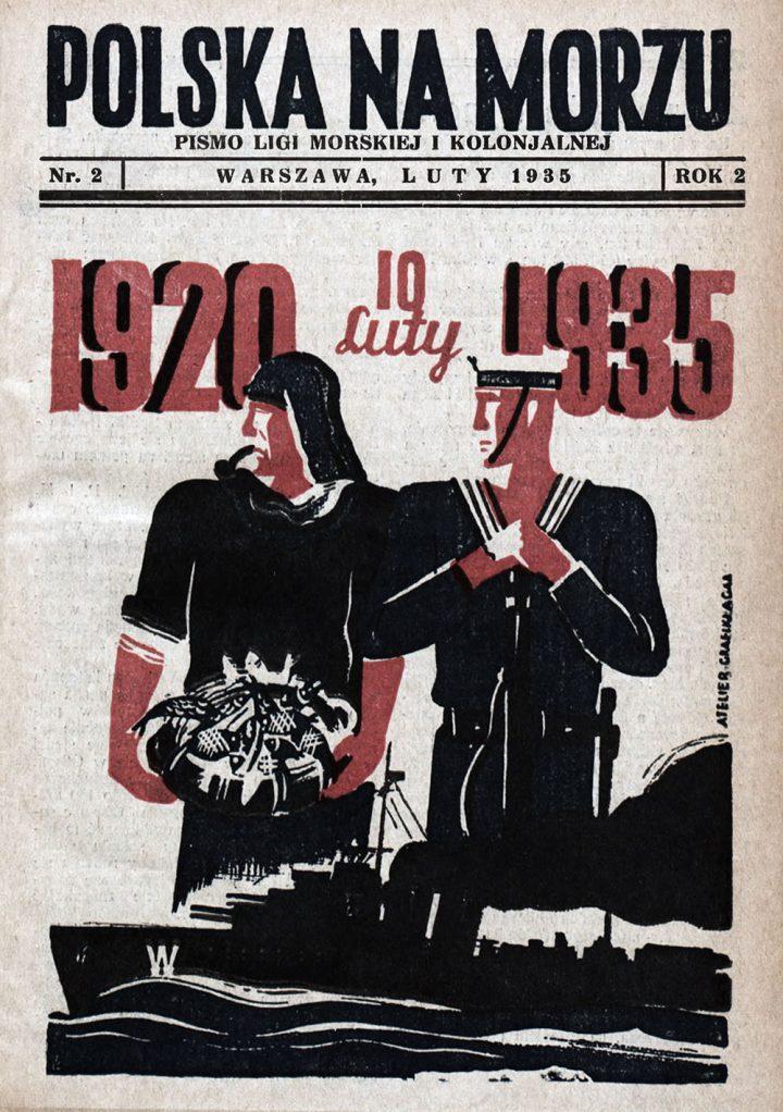 Ce graphisme des couvertures d'un journal de 1934 va vous scotcher 27
