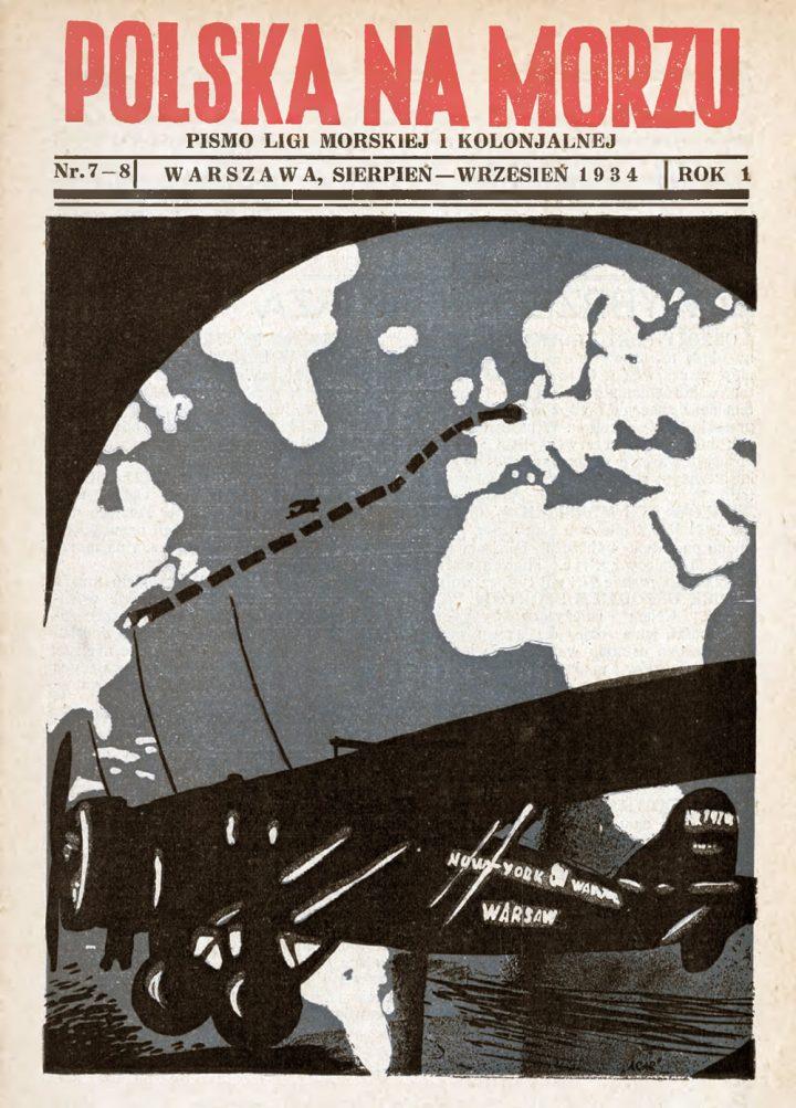 Ce graphisme des couvertures d'un journal de 1934 va vous scotcher 30