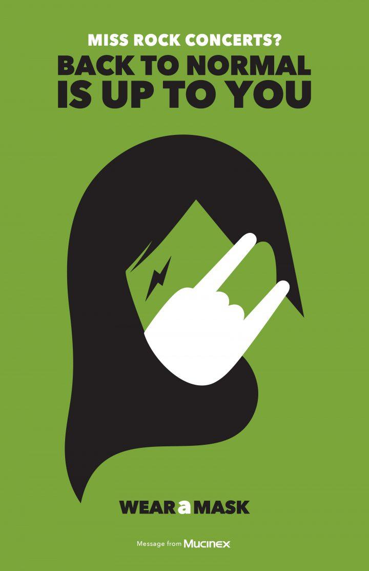Inspiration et graphisme d'affiches de pub d'Août 2020 47