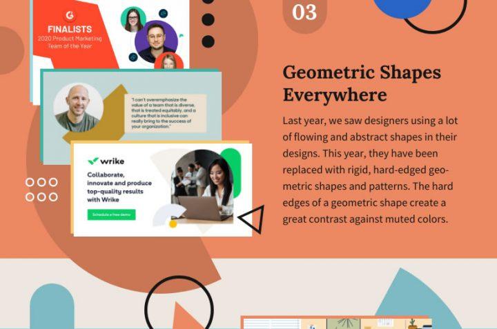 7 tendances graphique et webdesign pour 2021 5