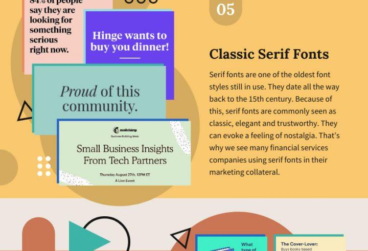 7 tendances graphique et webdesign pour 2021 7