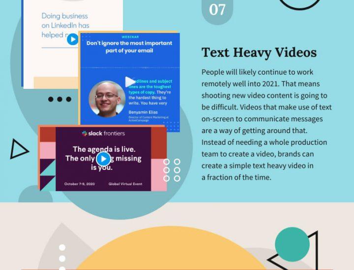 7 tendances graphique et webdesign pour 2021 9