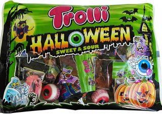 Bonbons Trolli Halloween 3