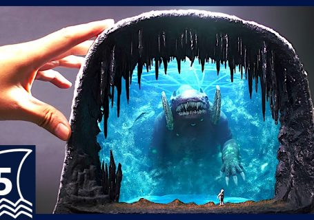 Sculpter un Leviathan des enfers : magnifique