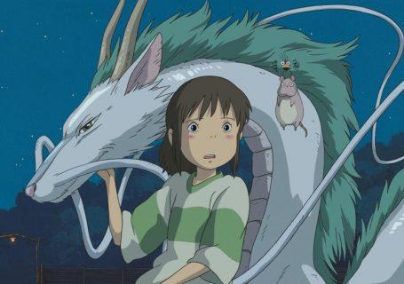Le Studio Ghibli offre des visuels HD de ses films