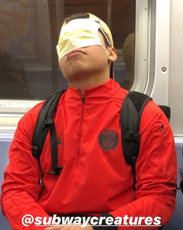 70 masques insolites contre le Covid 19 27
