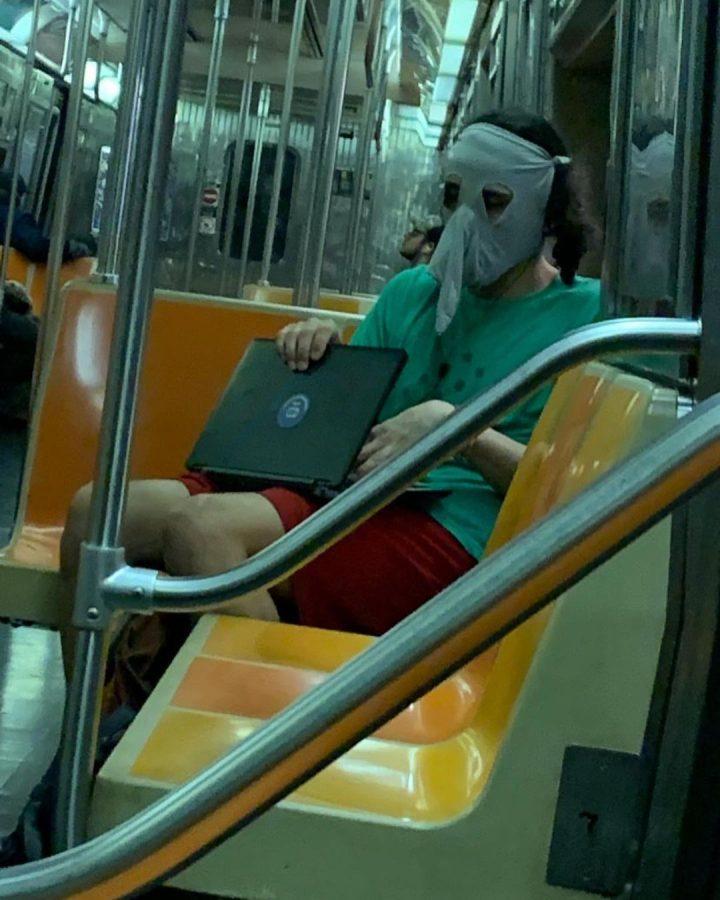 70 masques insolites contre le Covid 19 49