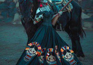 Les superbes costumes des miss mexico 2020 1