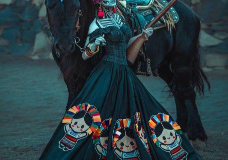 Les superbes costumes des miss mexico 2020 2
