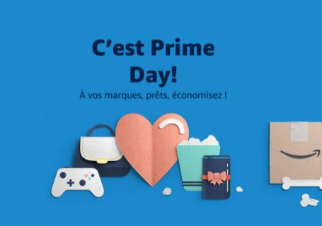 Amazon Prime Day spécial Graphiste / webdesigner