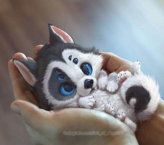 Illustrations du renard le plus mignon du monde 11