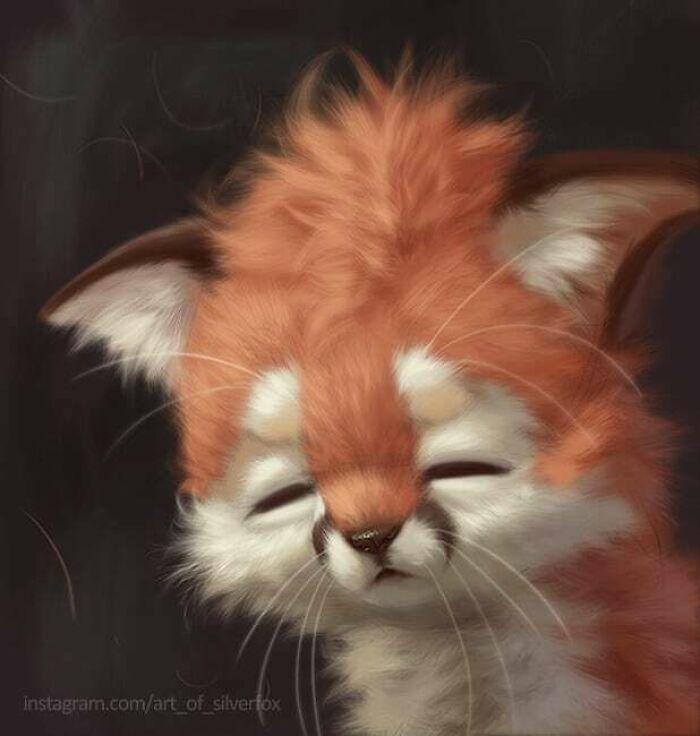 Illustrations du renard le plus mignon du monde 13