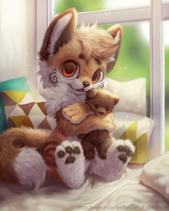 Illustrations du renard le plus mignon du monde 25