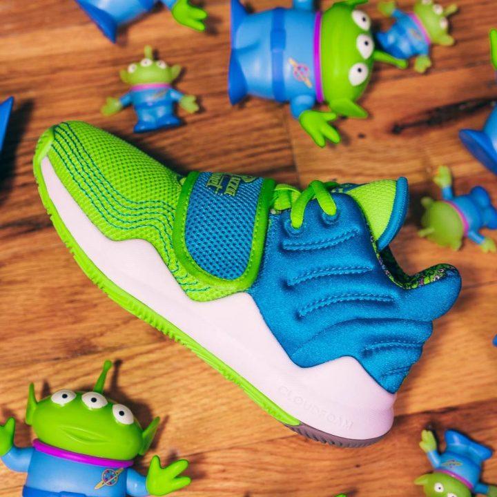 Quand Adidas et Pixar créent des sneakers 2
